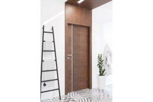Natura Impress Impress 7 dąb brunatny drzwi wewnętrzne