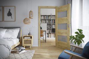 Porta Koncept K.3 dąb angielski hamilton drzwi wewnętrzne
