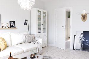 Porta Skandia Premium A.0 biały drzwi wewnętrzne