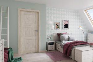 Porta Verte Home B.0 sosna norweska drzwi wewnętrzne