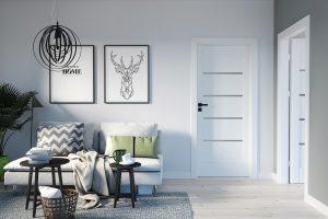 Porta Verte Home G.4 biały drzwi wewnętrzne