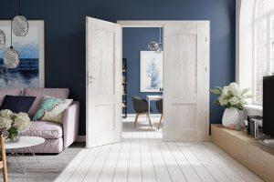 Porta Verte Premium C.0 dąb skandynawski drzwi wewnętrzne