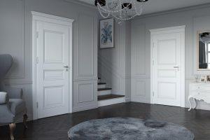 Villadora Retro Residence 0 dąb biały drzwi wewnętrzne