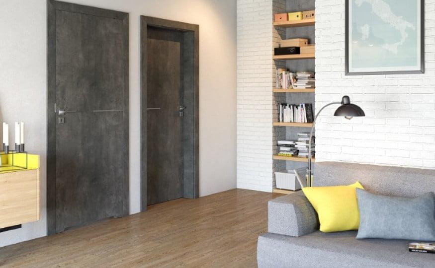 Odmień swoje mieszkanie za pomocą stylowych drzwi