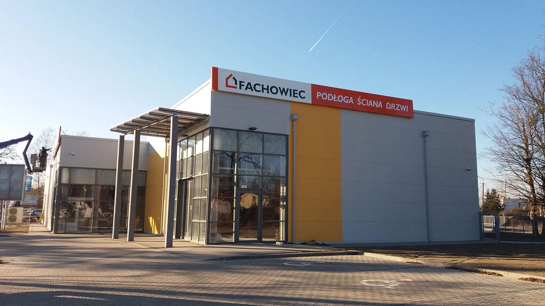 Nowy salon Fachowiec w Grodzisku Mazowieckim już otwarty!