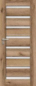 Drzwi TULLA W02S8 dąb halif