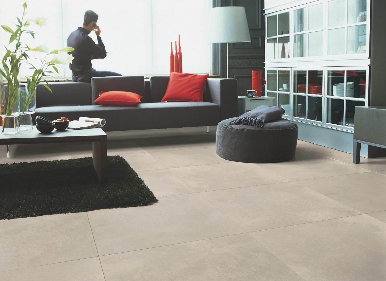 beton polerowany naturalny