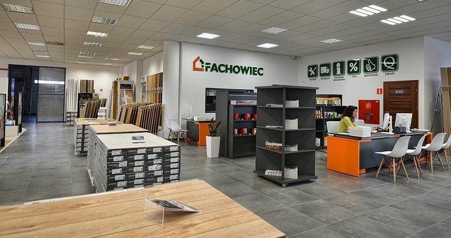 Zapraszamy do drugiego salonu Fachowiec w Olsztynie!