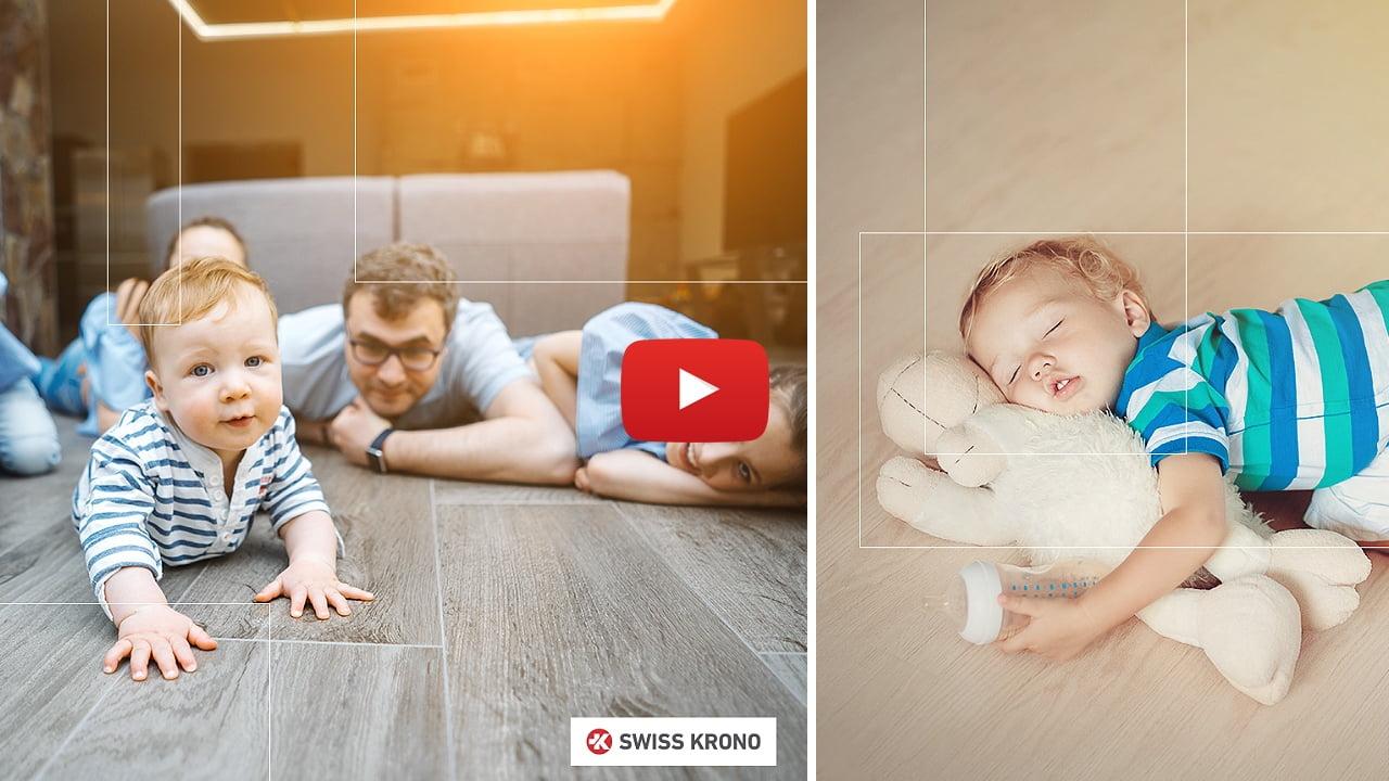 Rozmowy o pięknych podłogach – codzienni użytkownicy, Julia i troje jej dzieci