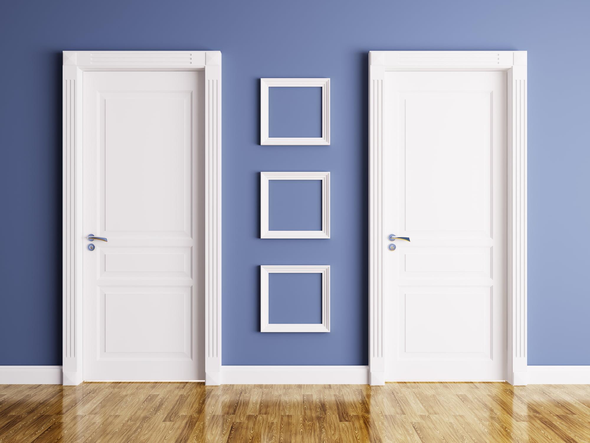 Modne drzwi wewnętrzne